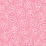 Seamless background with roses. Seamless pink background with roses Stock Photography