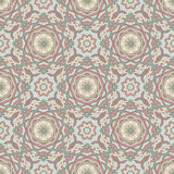 Seamless background with round elements Royalty Free Stock Image