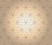 Seamless background shining beige Royalty Free Stock Photography