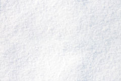 Seamless background of snow Royalty Free Stock Photos
