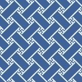 Seamless background southeast Asian retro aboriginal traditional. Art textile pattern polygon square spiral cross geometry Royalty Free Stock Image