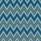 Seamless background southeast Asian retro aboriginal traditional. Art textile pattern sawtooth ladder geometry cross Stock Photos