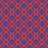 Seamless background southeast Asian retro aboriginal traditional. Art textile pattern square check cross frame geometry line Royalty Free Stock Images