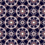 Seamless background with Spiral Pattern.  Royalty Free Stock Photography