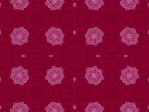 Seamless background from squares. kaleidoscope Royalty Free Stock Images