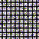 Seamless background from squares. mosaic effect. Abstract lilac background from squares. mosaic effect. full-color pattern. use as a backdrop Royalty Free Stock Images