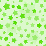 Seamless background with stars Stock Photography