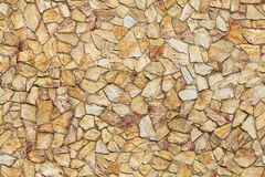 Seamless background of stone wall Stock Photo
