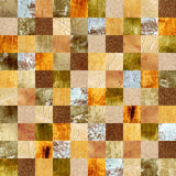 Seamless background with stucco patterns Royalty Free Stock Images