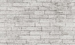Seamless background texture of gray stone brick wall Royalty Free Stock Images