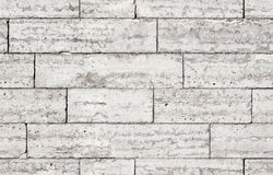 Seamless background texture of gray stone wall Royalty Free Stock Photography