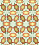 Seamless Background tile with 3d geometric pattern Stock Photo