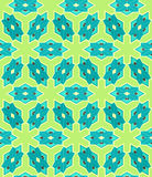Seamless Background tile with 3d pattern Royalty Free Stock Photo