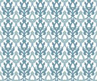 Seamless  Background Traditional Arabic Motifs. Royalty Free Stock Images