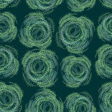 Seamless background from Tumbleweed. Vector abstract background Royalty Free Stock Photography