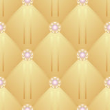 Seamless background upholstery Royalty Free Stock Photo