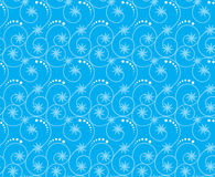 Seamless background. Vector editable. Royalty Free Stock Image
