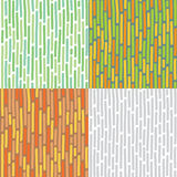 Seamless background with vertical lines. Seamless vector background or pattern with discontinuous fat short vertical lines, like bamboo stalks or engraving on Royalty Free Stock Photos