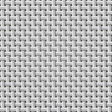 Seamless background  weaving ribbed metal wire. Royalty Free Stock Images