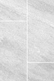 Seamless background of white granite stone floor Royalty Free Stock Photos
