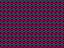 Free Seamless Background With Zigzags In Style Of 90s. Geometric Background. Vector Royalty Free Stock Photos - 94467888