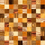 Seamless background with wooden patterns Stock Photography