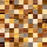 Seamless background with wooden patterns Royalty Free Stock Image