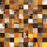 Seamless background with wooden patterns Royalty Free Stock Photo