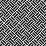 Seamless Geometric Vector Background stock illustration