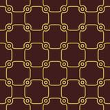 Seamless Geometric Vector Background Royalty Free Stock Images