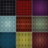 Seamless backgrounds Stock Photography