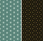 Seamless backgrounds of Chinese style Stock Images