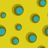 Seamless backgrounds with circles Stock Photos