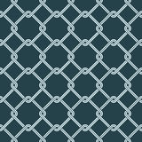 Seamless backgrounds-knot wire Stock Image