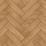 Wooden parquet floor with natural patterns Stock Photos