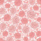 seamless bakgrund Royaltyfria Bilder