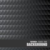 Seamless balck pattern design background texture,eps10 vector Stock Photos