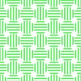 Seamless Balls Stripes Pattern Stock Images