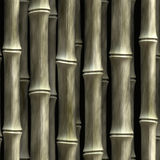 Seamless bamboo Stock Images