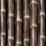 Seamless bamboo Royalty Free Stock Photography