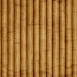Seamless bamboo texure Stock Photography