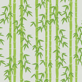 Seamless bamboo wallpaper Stock Photography