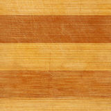 Seamless bamboo wood scratched board realistic texture. Stock Photos