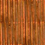 Seamless band texture iron rust brown background Royalty Free Stock Photography