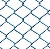 Seamless barbed wire pattern Royalty Free Stock Images