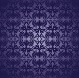 Seamless baroque background Stock Photography