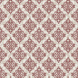 Seamless baroque luxury background Stock Images