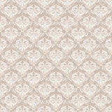 Seamless baroque luxury background Royalty Free Stock Images