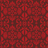 Seamless baroque pattern Stock Images