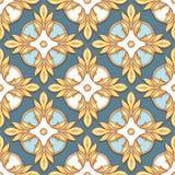 Seamless baroque pattern 30